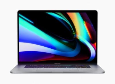 MacBook Pro 16 inch được bổ sung tùy chọn GPU Radeon Pro 5600M, tăng 75% hiệu suất