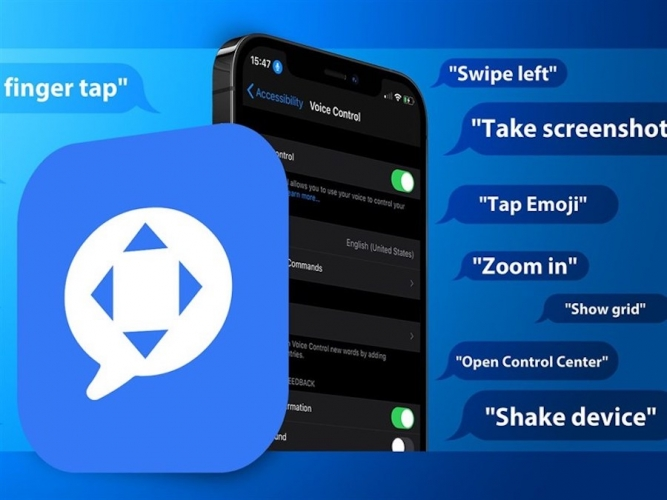 Mở khóa iPhone bằng giọng nói không cần đụng tay vào điện thoại, bạn đã biết chưa?