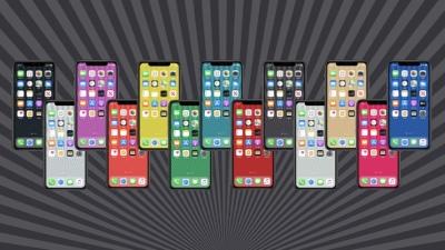 Chiêm ngưỡng bộ hình nền iPhone tuyệt đẹp được lấy cảm hứng từ iPod nano thế hệ thứ 7