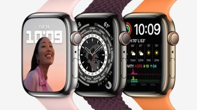 Đây là lý do tại sao Apple Watch Series 7 vẫn là một bản nâng cấp đáng chú ý đối với nhiều người dùng