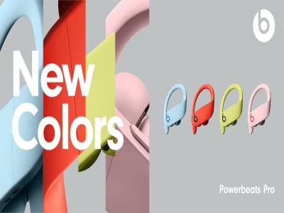 [HOT] Apple ra mắt tai nghe Powerbeats Pro với 4 phiên bản màu mới