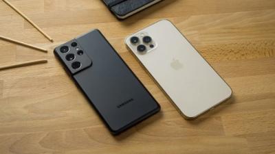 Dù doanh số chỉ 15% nhưng lợi nhuận của Apple lại chiếm tới 75% thị phần trong thị trường smartphone