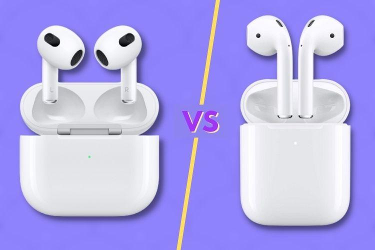So sánh AirPods 3 vs AirPods 2: Có gì nâng cấp giữa hai thế hệ, nên mua mẫu tai nghe nào?