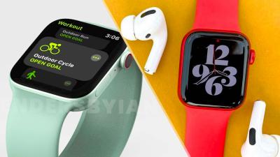 So sánh Apple Watch Series 7 vs Watch Series 6: Có gì nâng cấp sau 1 năm, nên mua phiên bản nào?