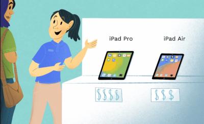 So sánh dòng iPad Pro và iPad Air: Đâu là sự lựa chọn phù hợp hơn?