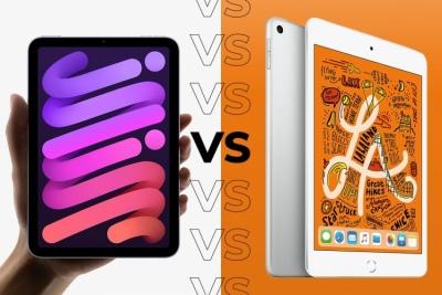 So sánh iPad mini 6 và iPad mini 5: iPad mới có gì vượt trội, có đáng để nâng cấp không?