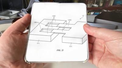 Thông tin chi tiết ban đầu về iPhone Flip được tiết lộ, có thể mở ra được giống một cuốn sách