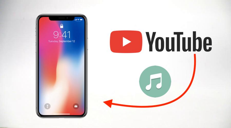 Tổng hợp các cách chuyển nhạc từ youtube sang mp3 trên iOS