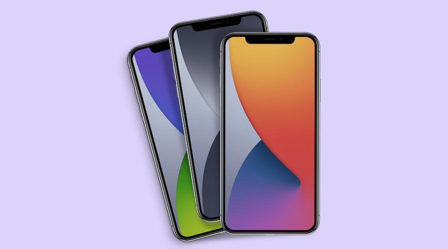 Tổng hợp hình nền tuyệt đẹp cho điện thoại iOS 14