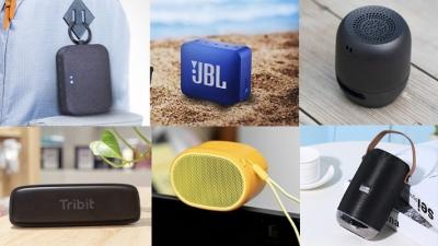 Top 6 mẫu loa Bluetooth nhỏ gọn, giá rẻ chỉ từ 300k, thích hợp để chill khi làm việc tại nhà mùa dịch