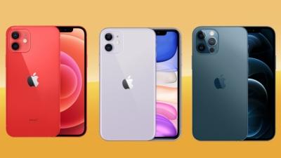 Top iPhone tốt nhất, đáng mua nhất 2021, nên mua loại nào? Tư vấn chọn mua iPhone phù hợp với nhu cầu
