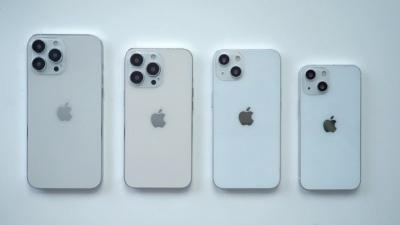 iPhone 13 series lộ diện chi tiết nhất qua video trên tay, camera lớn hơn iPhone 12 series khá nhiều