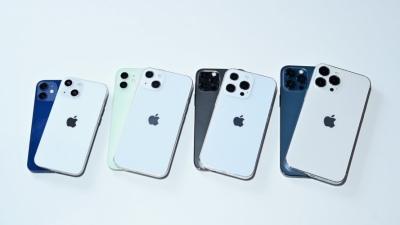 """Trên tay và so sánh nhanh iPhone 13 Series """"bằng xương bằng thịt"""" với iPhone 12 Series: Sự khác biệt là gì?"""