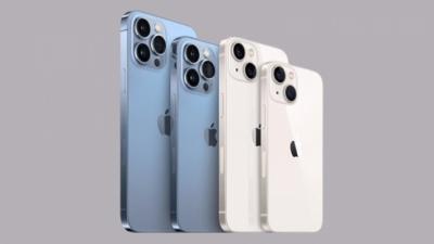 Ước tính giao hàng iPhone 13 giảm nhẹ trong bối cảnh nguồn cung hạn chế