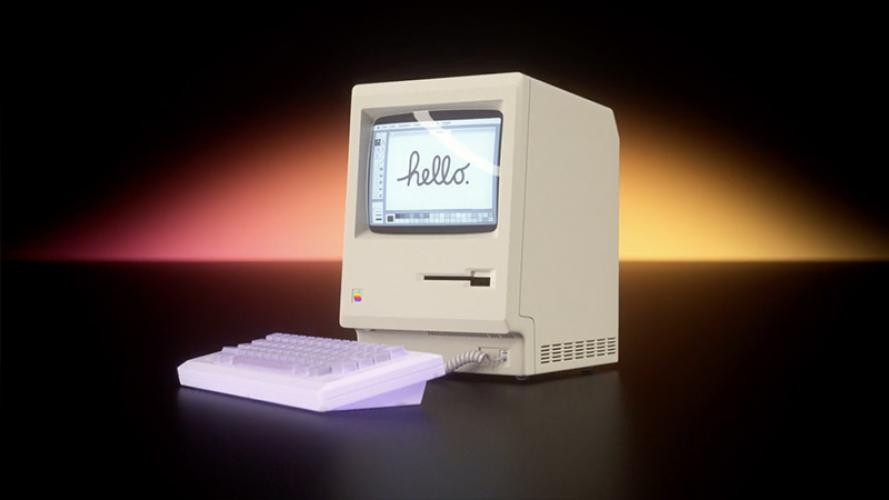 Video concept của Macintosh năm 1984 được tái hiện lại cực kì sinh động