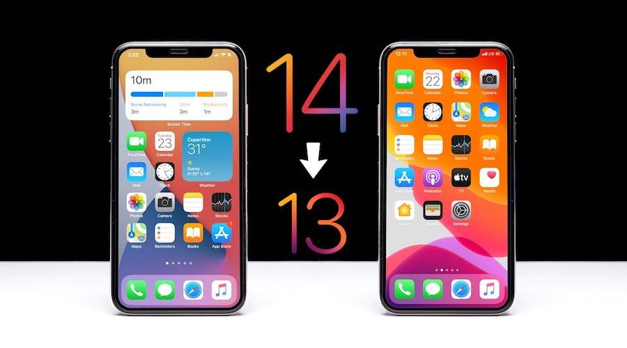Xài iOS 14 không thích, hướng dẫn bạn cách hạ cấp iOS 14 xuống 13