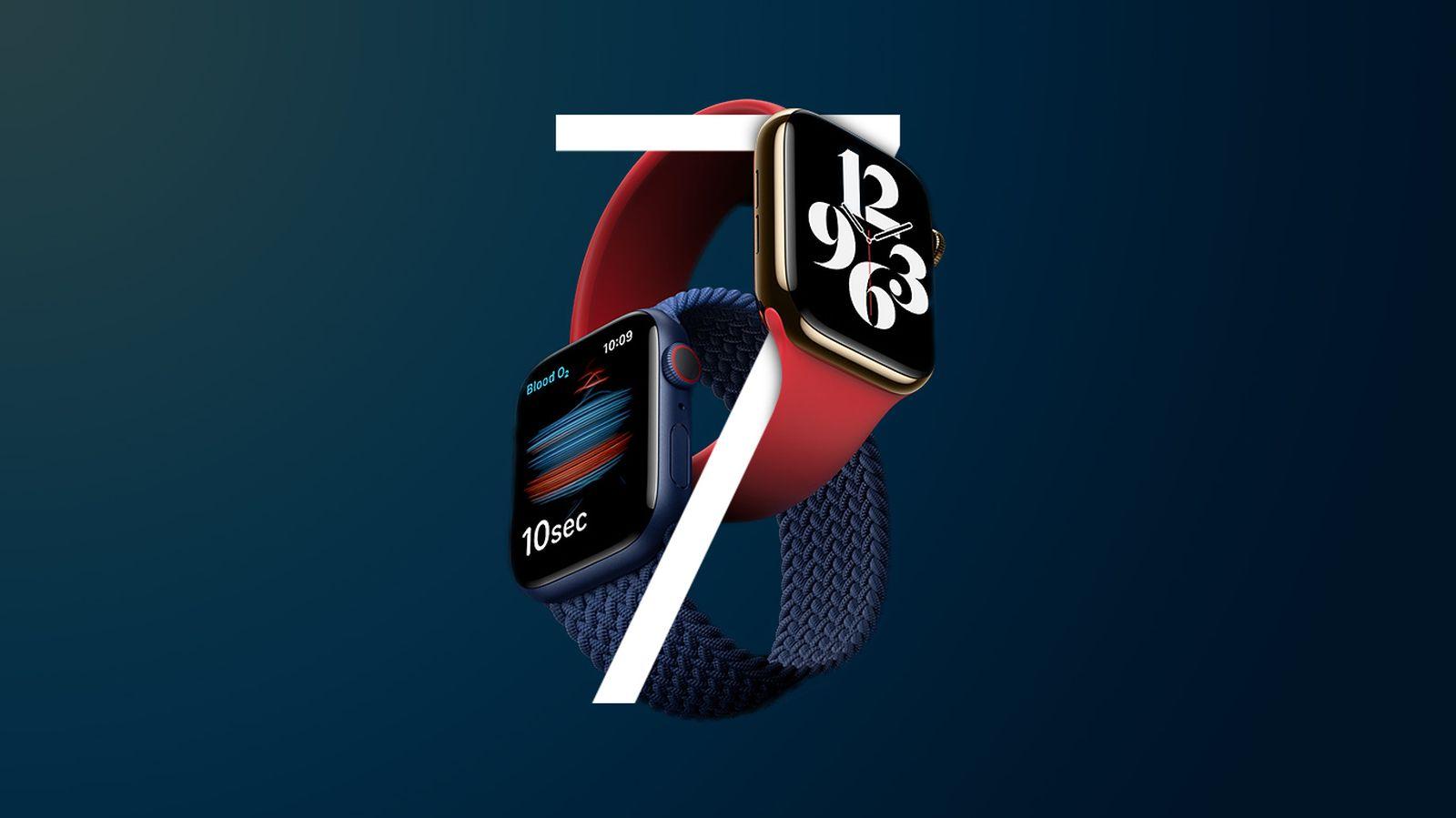 Thiết kế Apple Watch Series 7