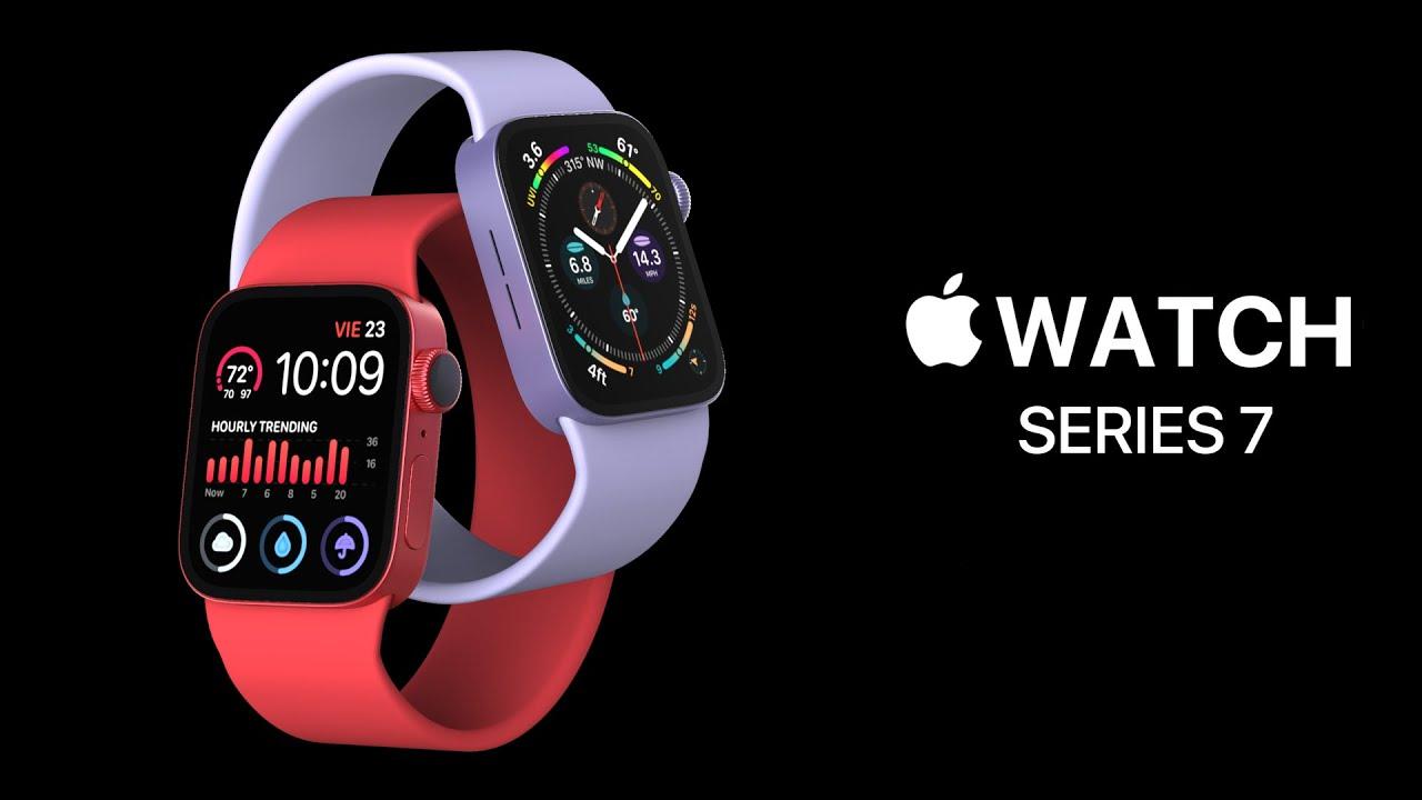 Ngày ra mắt Apple Watch Series 7