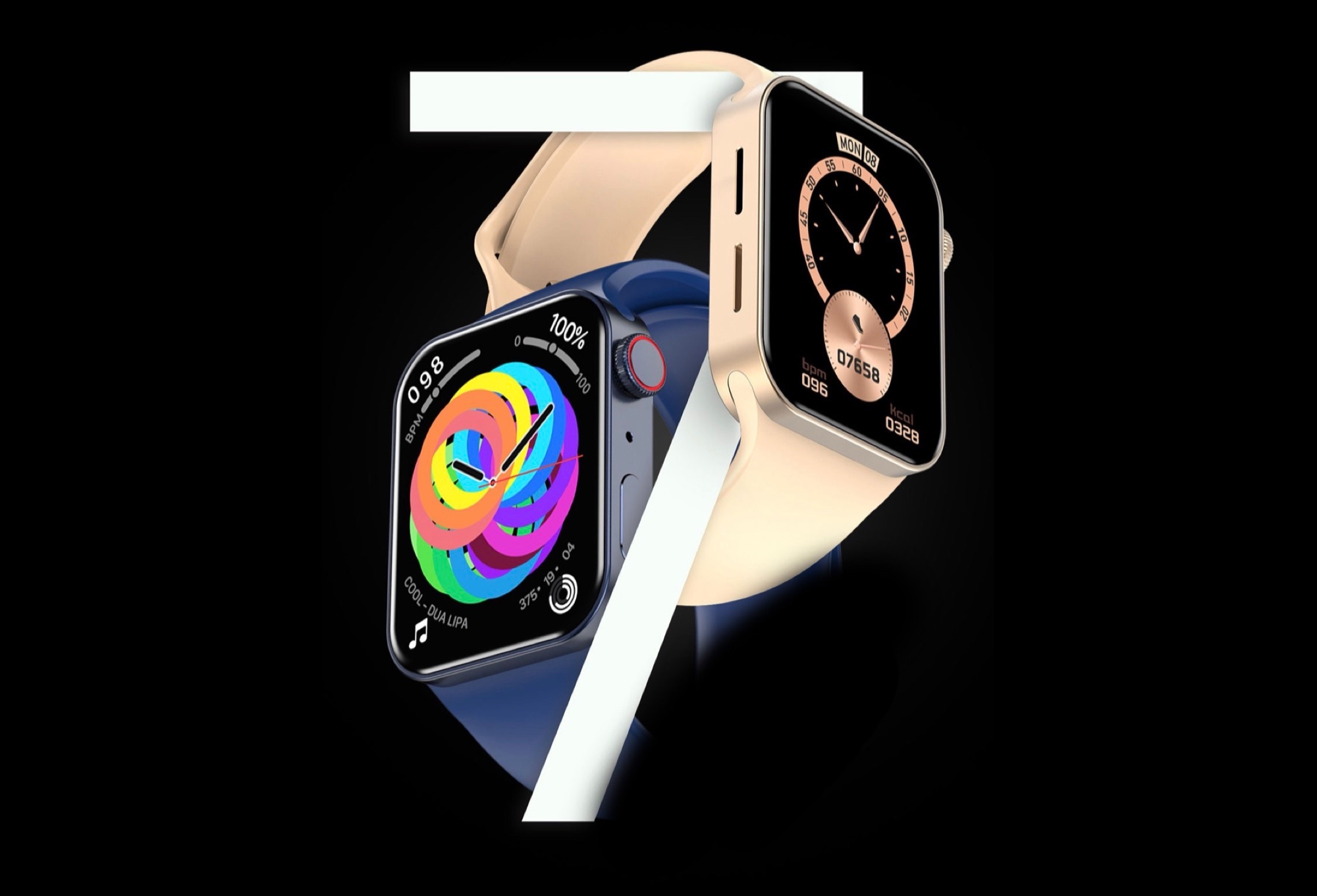 Thời lượng pin Apple Watch Series 7 vs Series 6