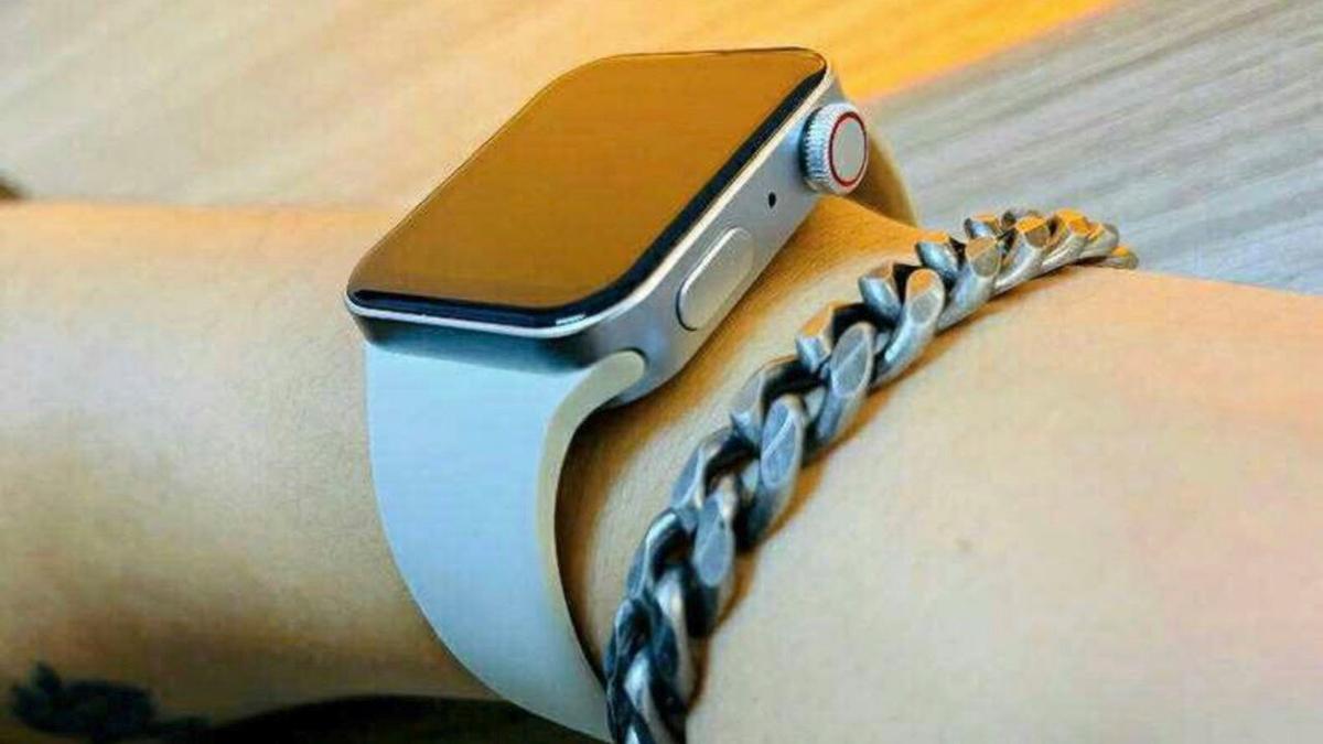Thiết kế Apple Watch Series 7 vs Series 6