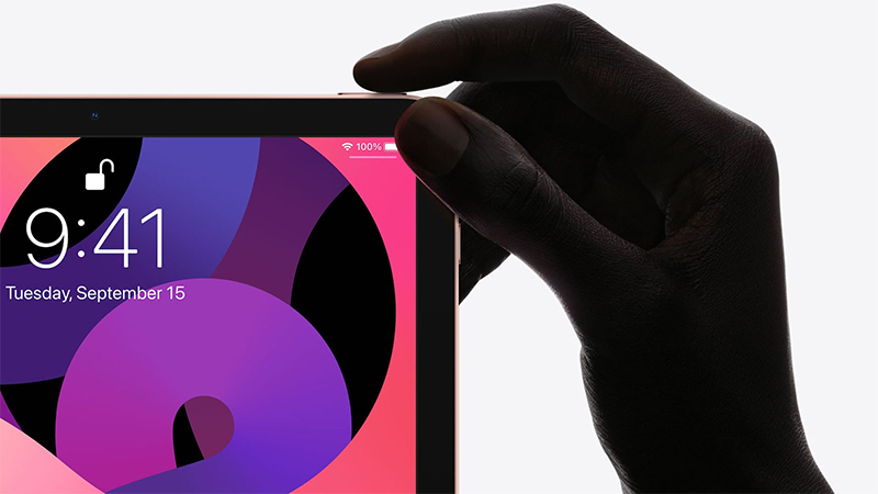 Touch ID iPad Air