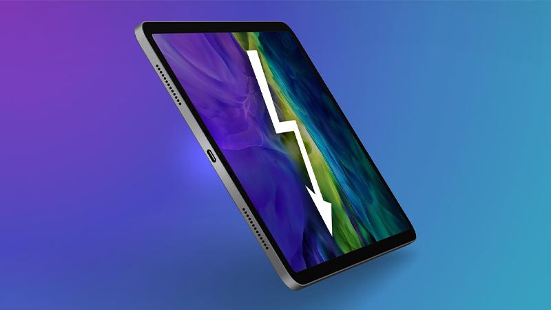 Cổng kết nối iPad Pro