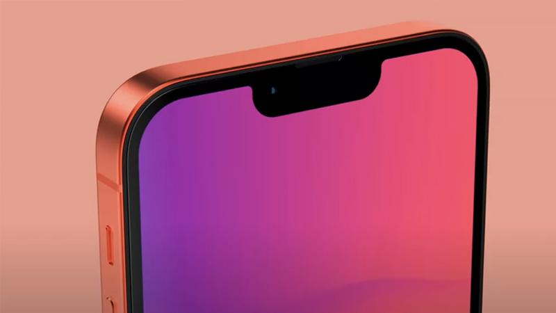 Phần tai thỏ của iPhone 13 sẽ nhỏ lại