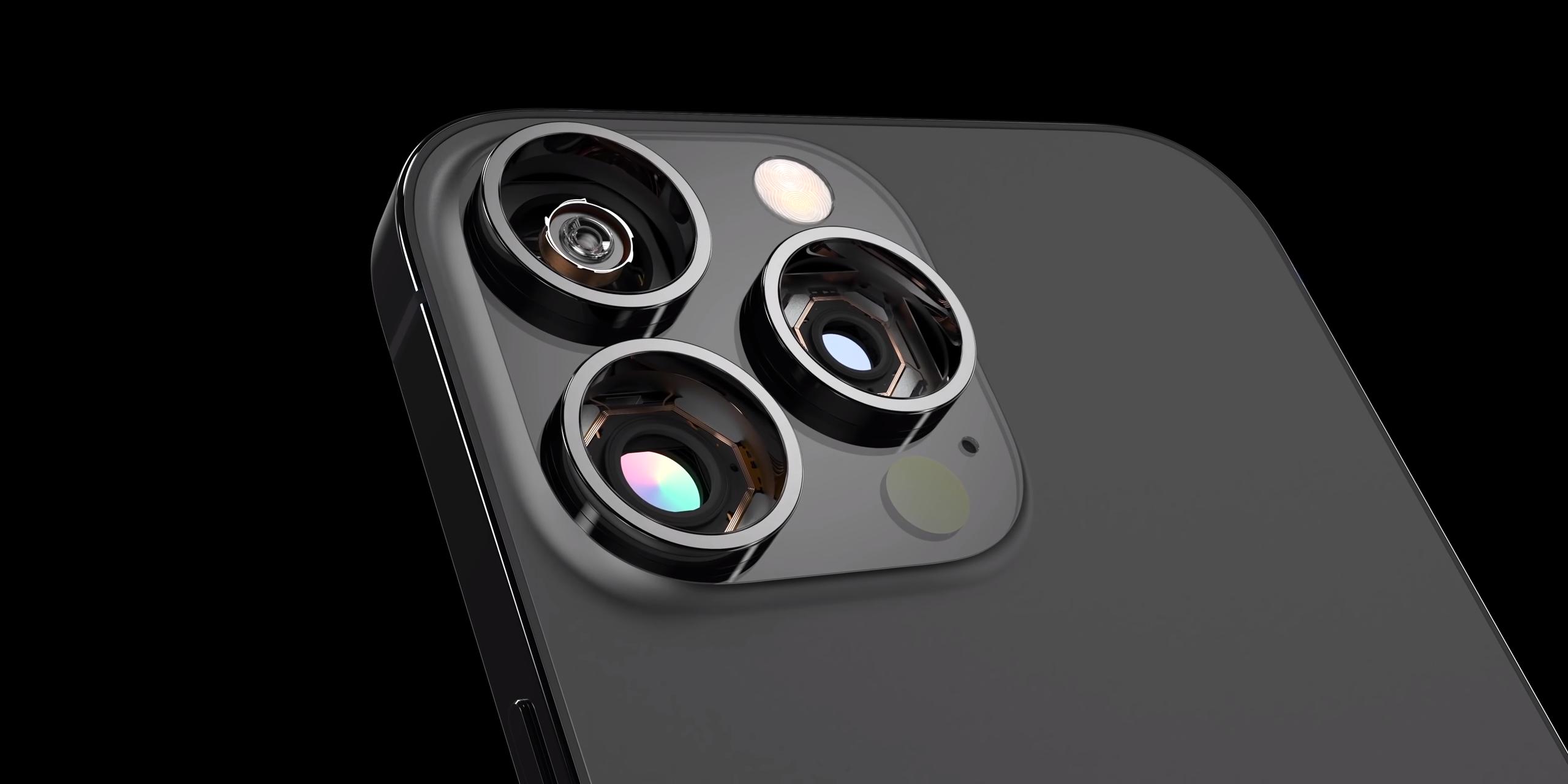 Cảm biến dịch chuyển ổn định có trên toàn bộ iPhone 13 series
