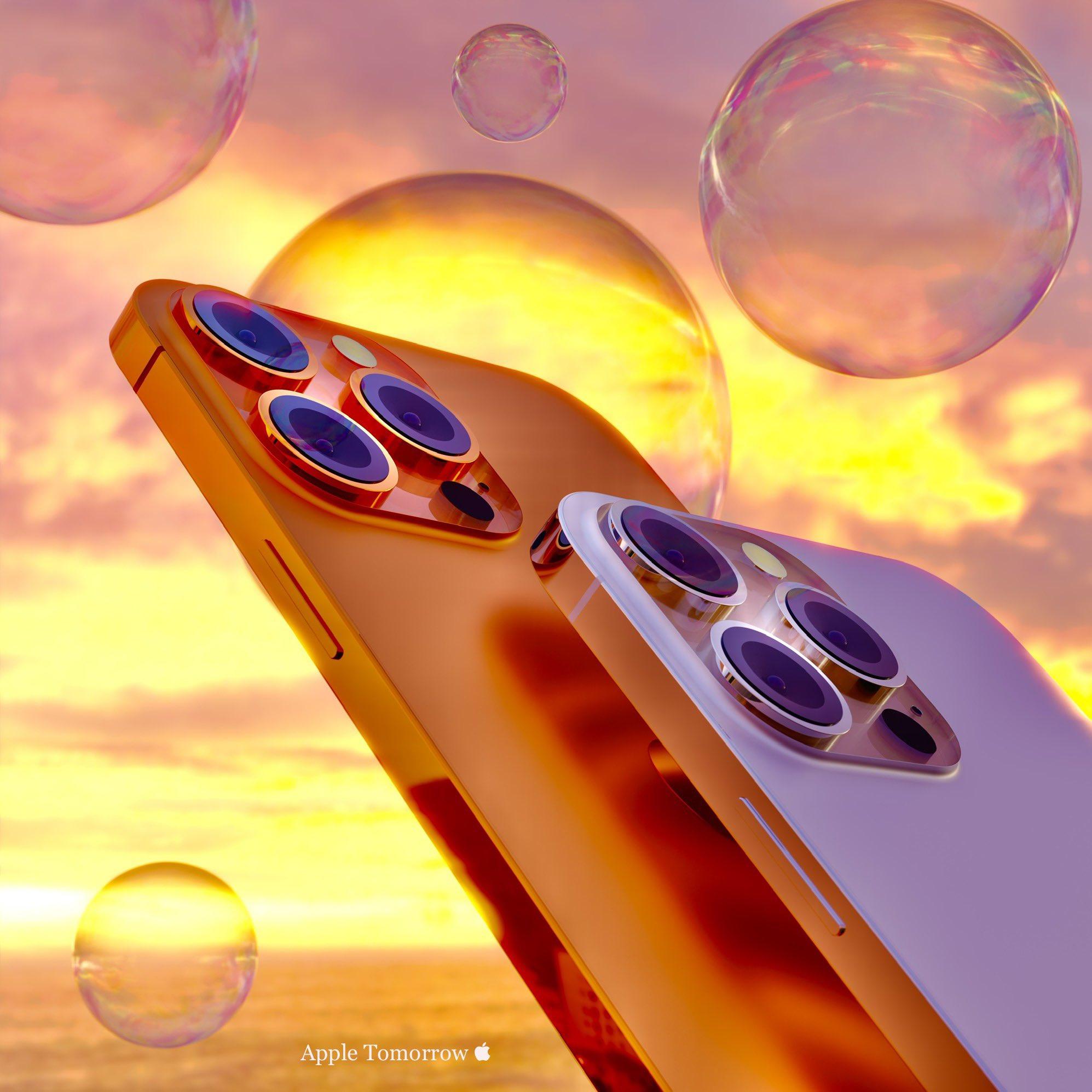 Concept iPhone 13 Pro Max