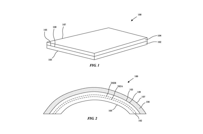 Bằng sáng chế iPhone Flip của Apple