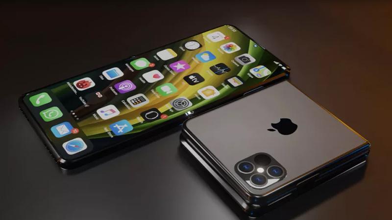 Màn hình iPhone Flip