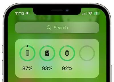iOS 15 Beta 4 hỗ trợ bộ pin MagSafe