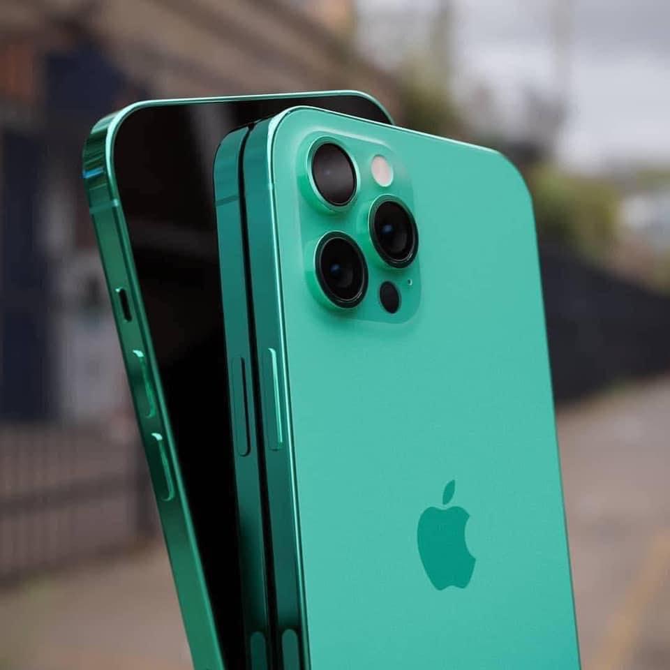 iPhone 13 Pro Max màu xanh lá