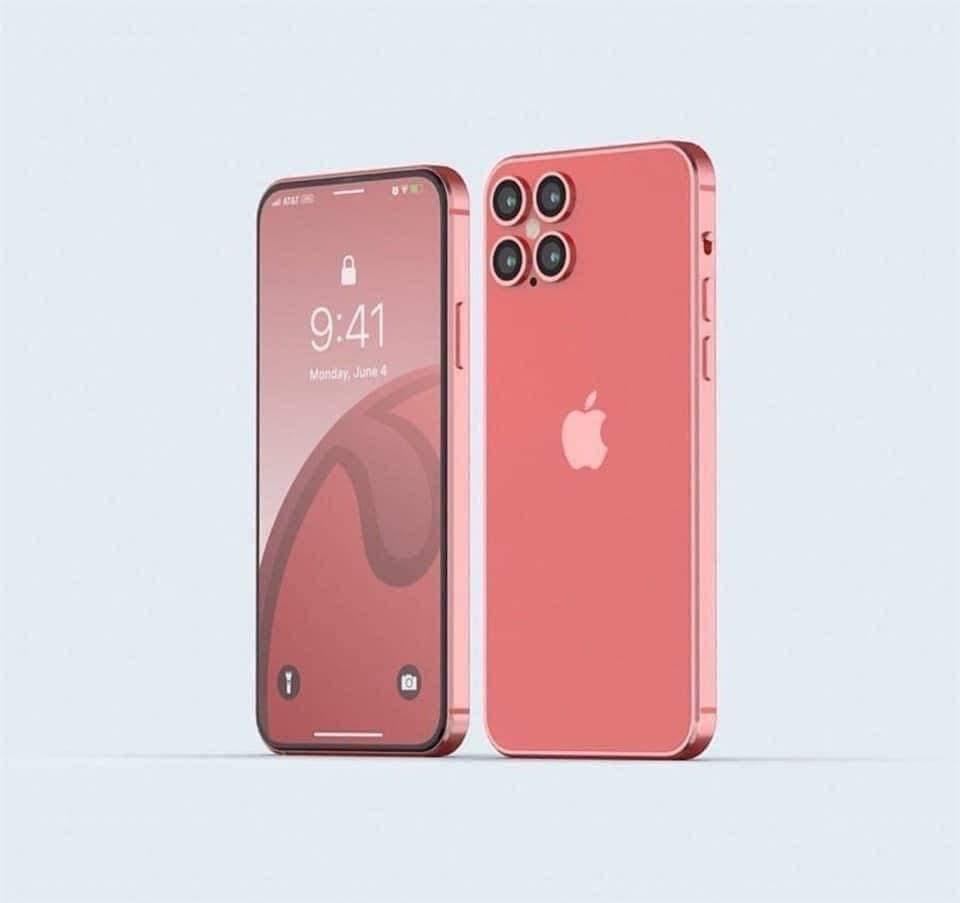 iPhone 13 Pro Max màu cam