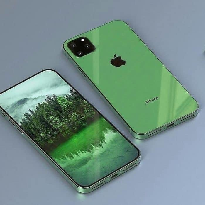 iPhone 13 Pro Max Nature Green
