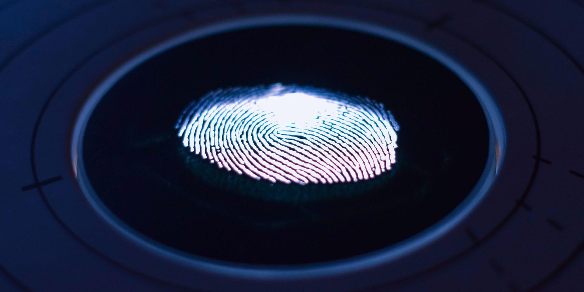 Bằng sáng chế Touch ID dưới màn hình