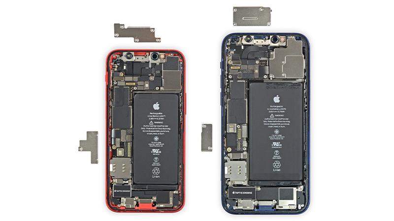 Pin có thể dày hơn trong iPhone tương lai