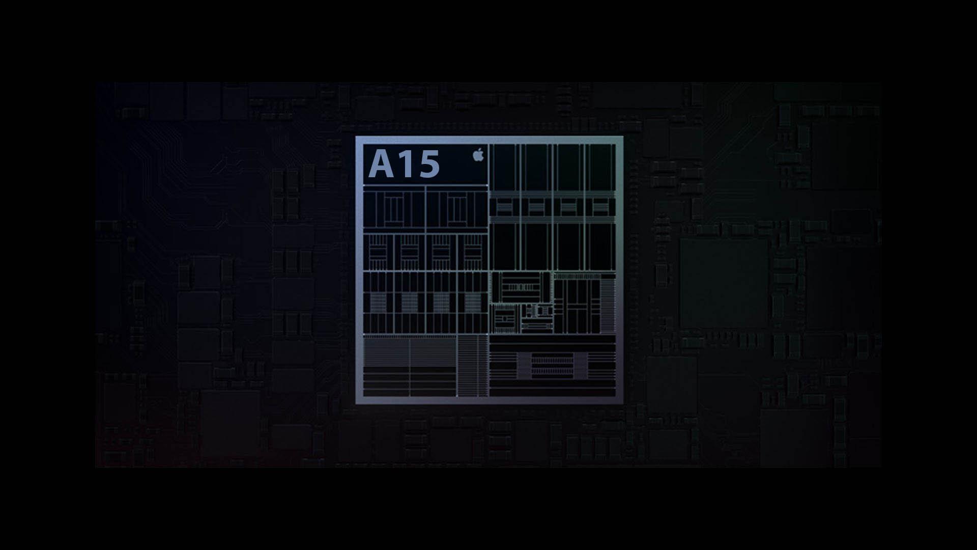 Chip A15 Bionic trên iPhone 13 Series