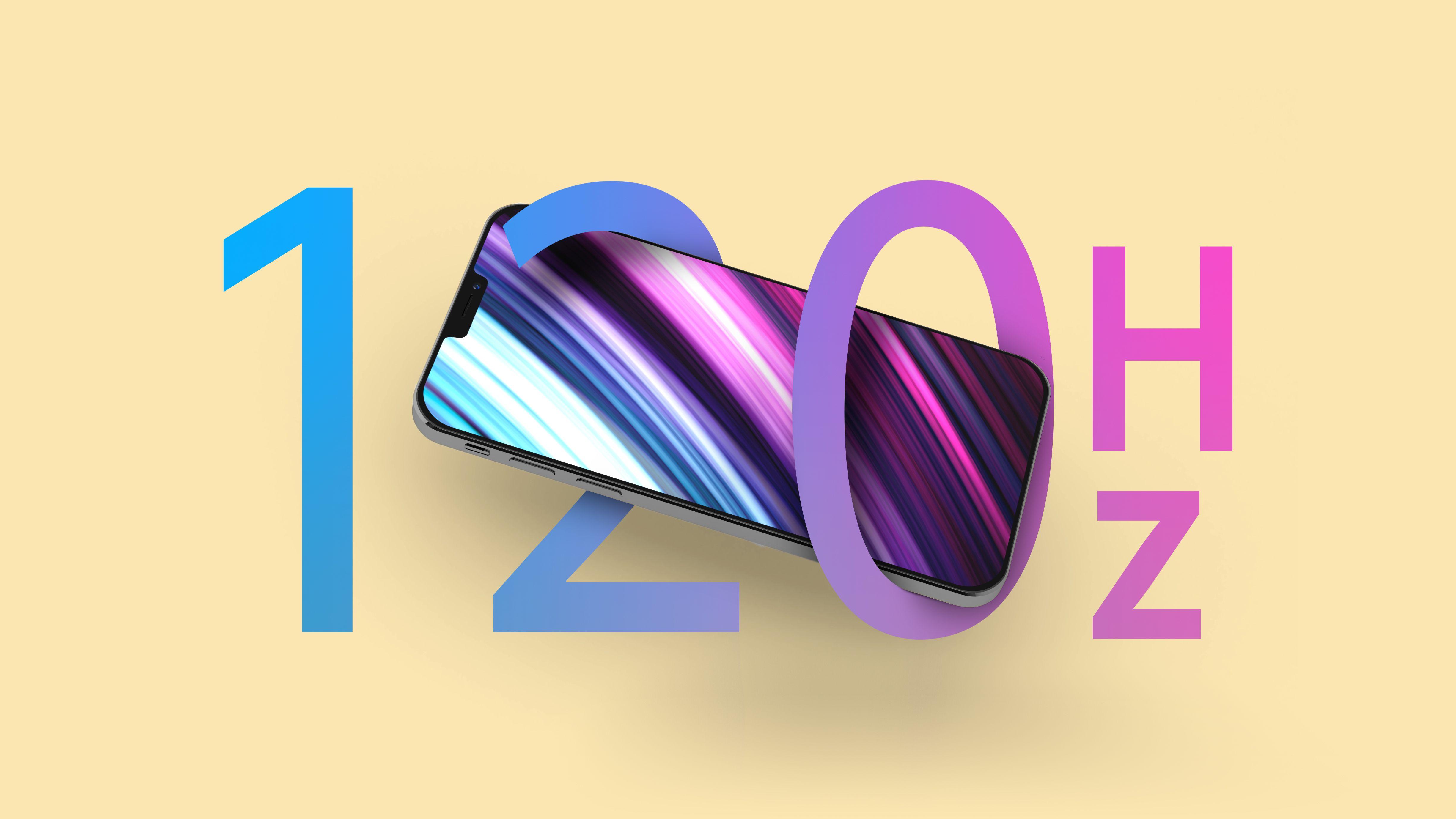 Màn hình 120Hz iPhone 13