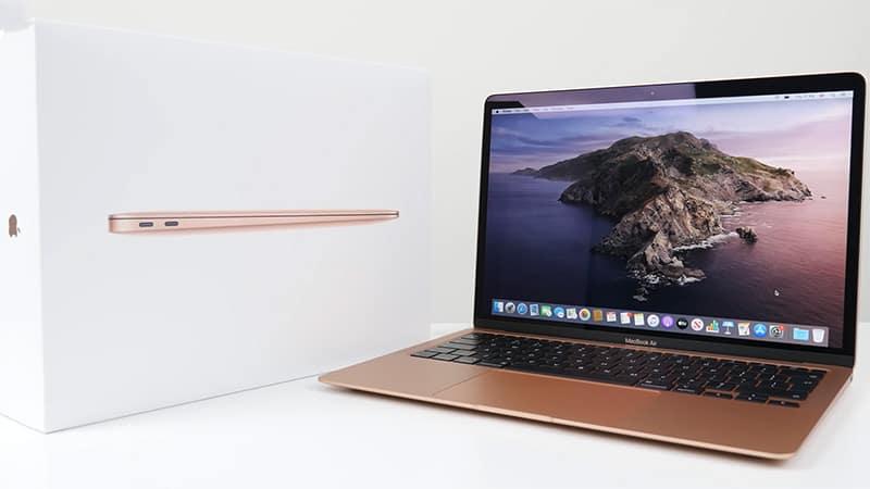 Laptop Apple MacBook Air 2020 kèm hộp