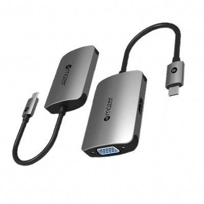 Hub chuyển đổi Mazer USB Type C to HDMI CAL350
