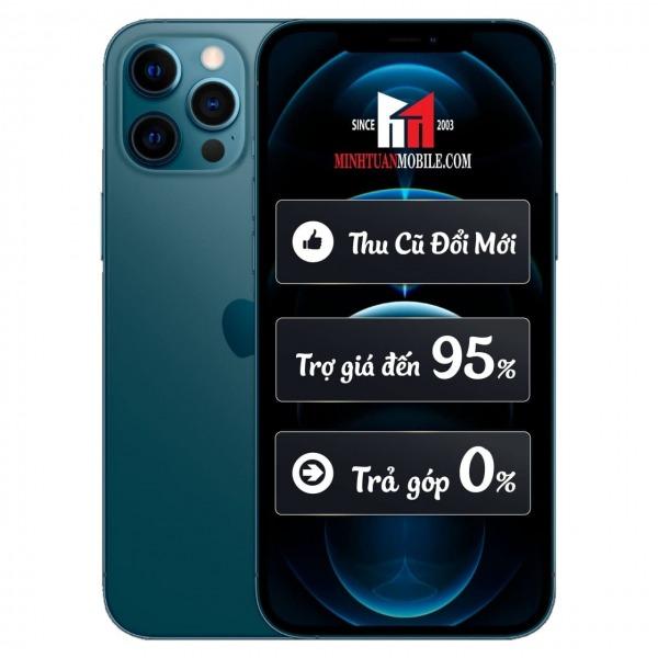 38516 - iPhone 12 Pro Max 256GB - Chính hãng VN A - Trả bảo hành