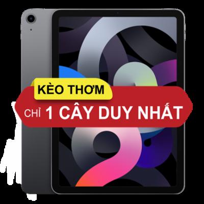 [Kèo Thơm] iPad Air 4 64GB Wifi Gray - Chính hãng VN - Trả bảo hành