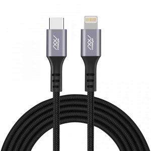Cáp Innostyle Duraflex USB-C to Lightning MFi 1.5m