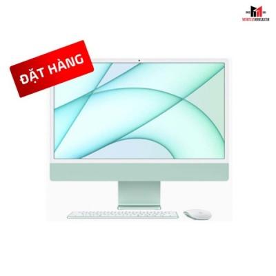 iMac 24 inch 4.5K - 2021 - Apple M1 [8 Core CPU | 8 Core GPU] 16GB 512GB SSD - Chính hãng SA/A