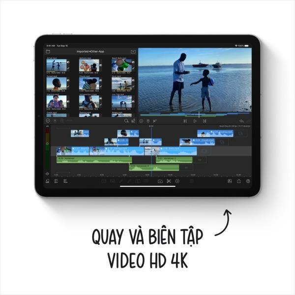 22161 - iPad Air 4 256GB 4G  -  Chính hãng VN - 6
