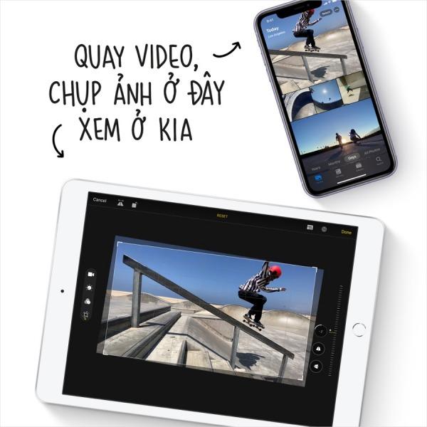 24354 - iPad Gen 8 128GB 4G - Chính hãng VN - 6