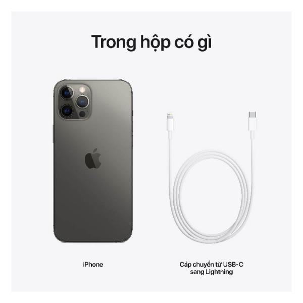 38515 - iPhone 12 Pro Max 128GB - Chính hãng VN A - Trả bảo hành - 8