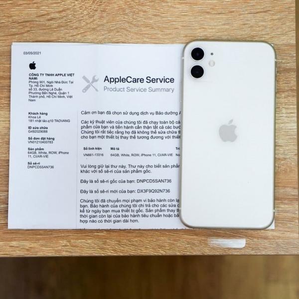 30406 - iPhone 11 64GB - Chính hãng VN A - Trả Bảo Hành - 15