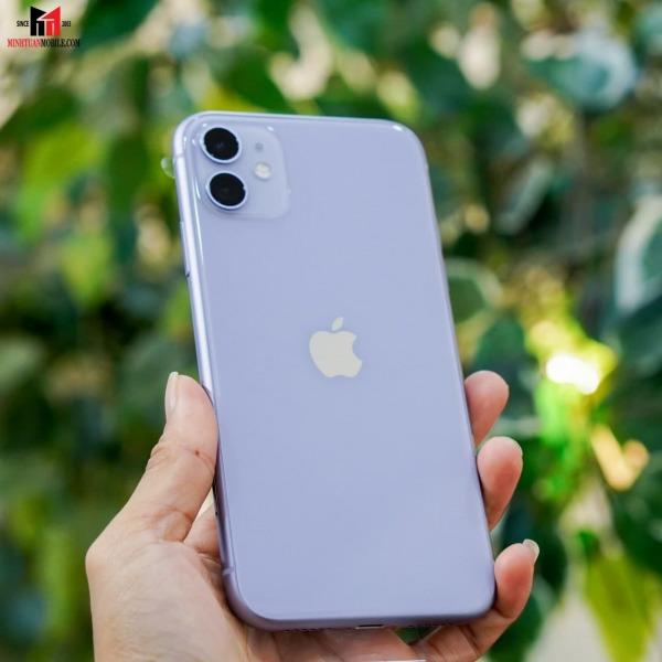 30399 - iPhone 11 128GB - Chính hãng VN A - Trả bảo hành - 9